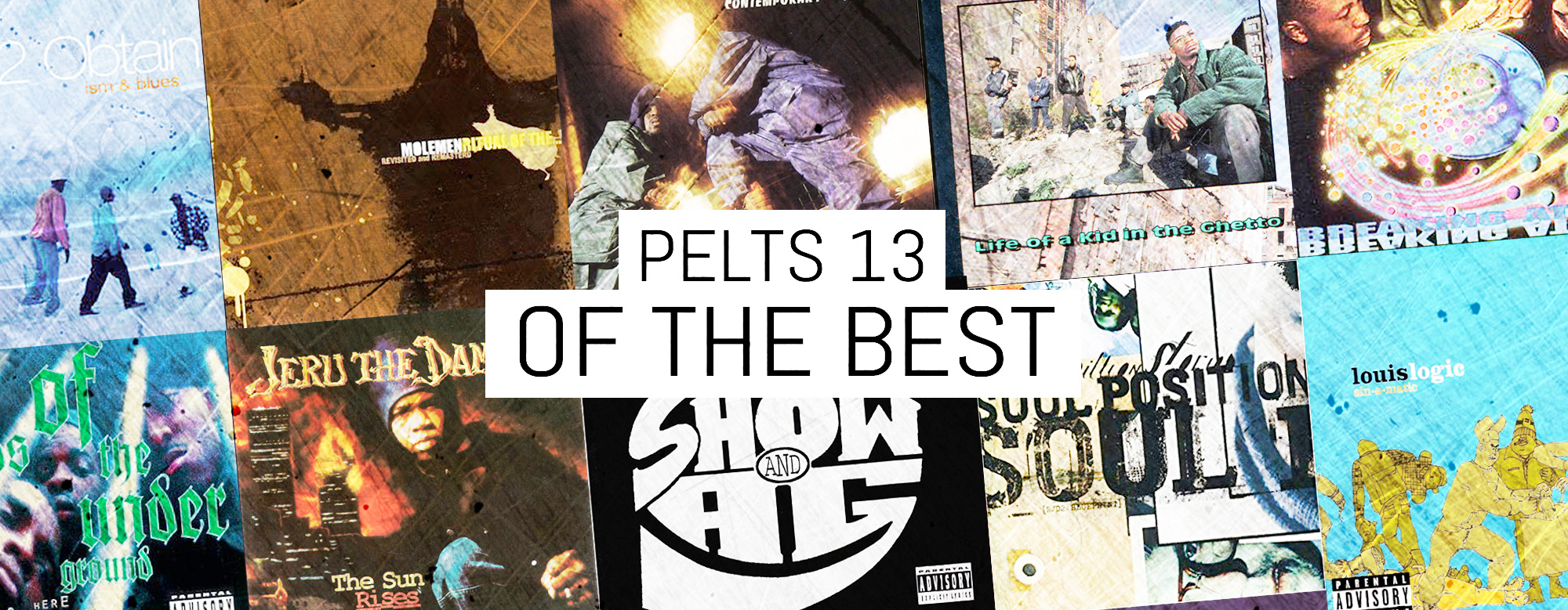 Pelt's thirteen of the best