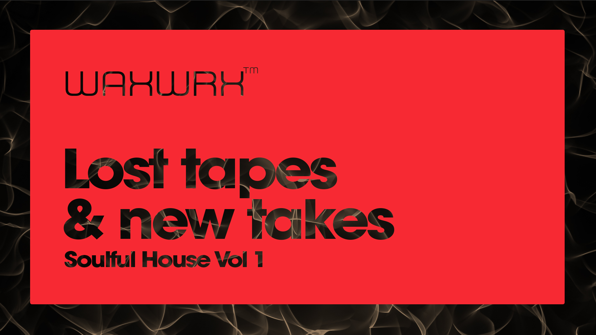 Lost tapes & new takes series – Soulful House Mix Vol1