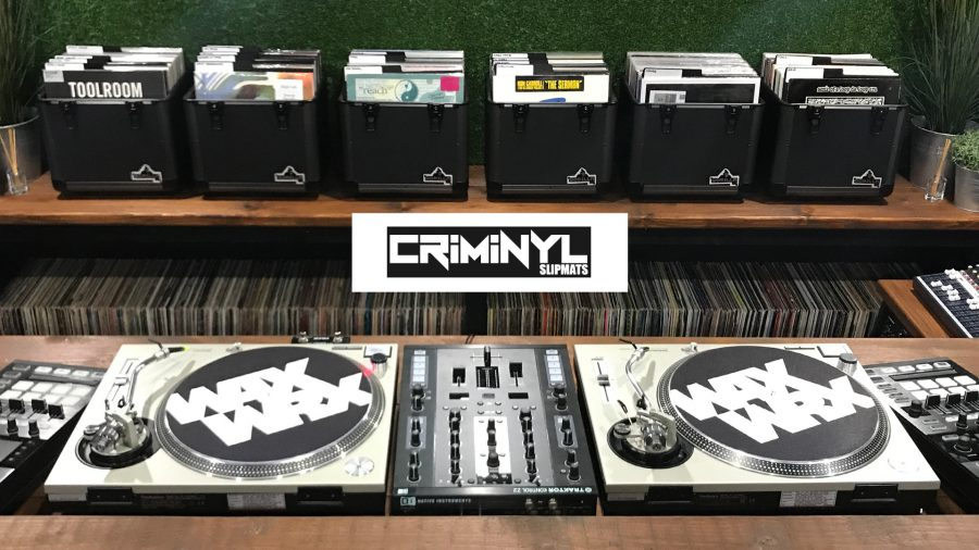 Criminyl Slipmats