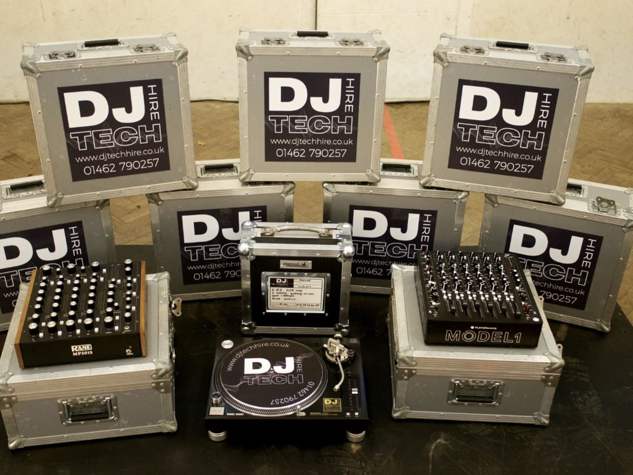 DJ Tech Hire