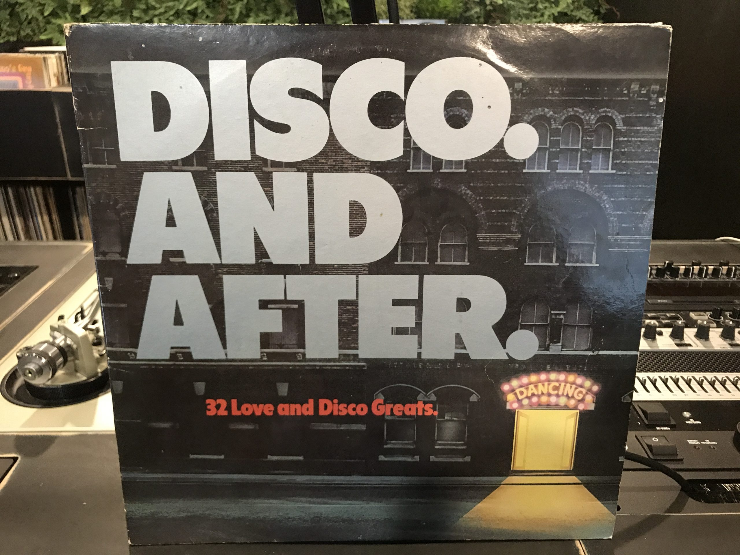 Disco And After