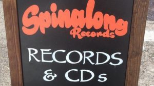 Spinalong Records