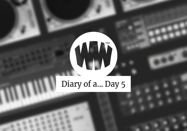 Diary of a serial audio tinkerer – Day 5